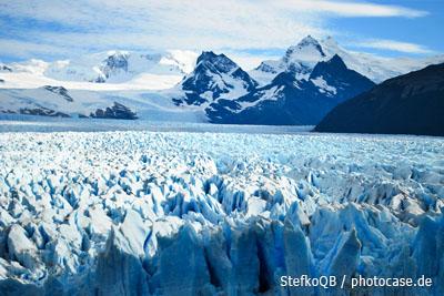 Perito-Moreno-Gletscher im Los Glaciares Nationalpark