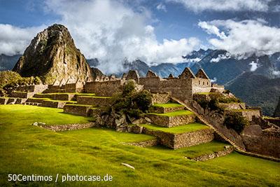 UNESCO Weltkulturerbe Stätten Südamerikas
