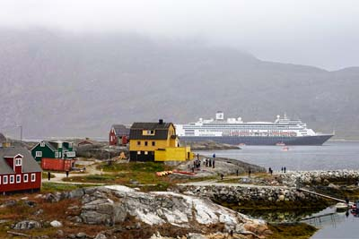 MS Zaandam Kreuzfahrtschiff
