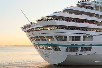 MS Hamburg Kreuzfahrt