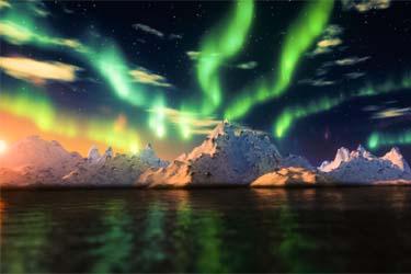 Polarlichter Kreuzfahrten