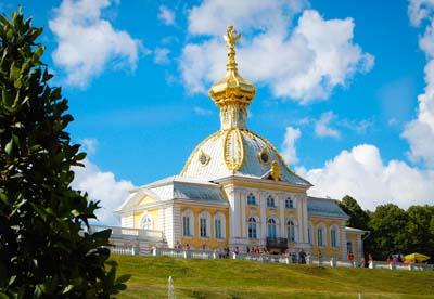 St. Petersburg Kreuzfahrt