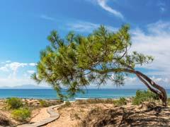Erholung und Kultur am Mittelmeer