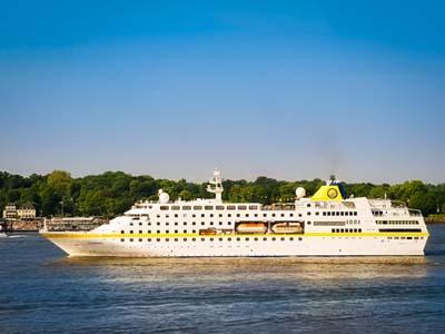 MS Hamburg Nordamerika Kreuzfahrt