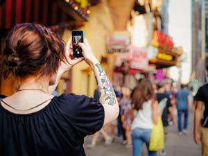 Reise und Kreuzfahrt Blogger