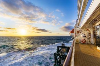 Pazifik Kreuzfahrt